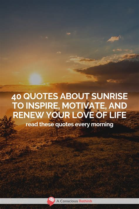 quotes  sunrise  sunset thoughts  morning