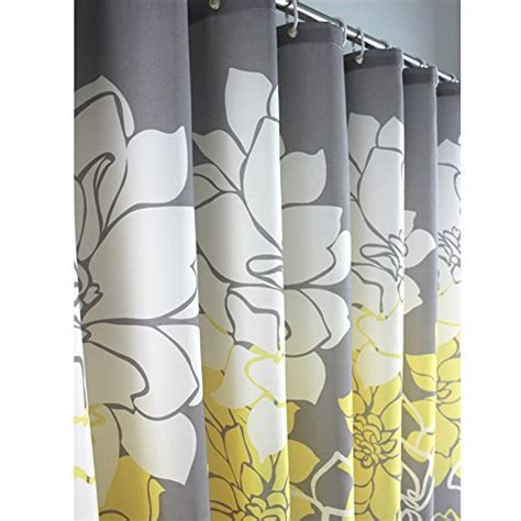 72x78 Shower Curtain by Homeideas Shower Curtain With Hooks Polyester Fabric 72x78
