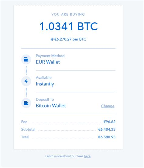 Support for fix api and rest api. Coinbase. Almost 100 EUR to buy 1 BTC. WTH? The EUR is already on the account(!) : Bitcoin