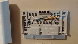 Need Help With Wiring A Honeywell Rth9580wf Thermostat