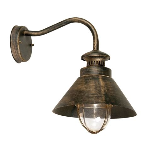 weatherby antique outdoor wall down light ideas4lighting