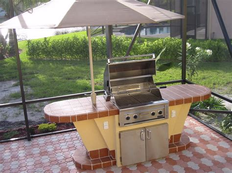 Outdoor Kitchen Design Images Grill Repaircom Barbeque