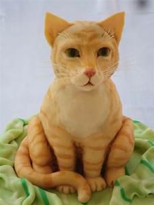 """Torte a forma di gatto: quando il cake design fa """"miao!"""""""