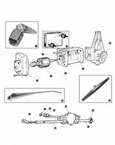 Parts For Austin Healey Bn1 - Bj8  U2022 Wiper Motor Bn1