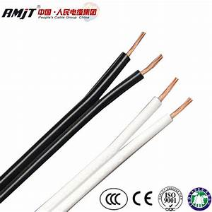 China High Quality Copper Conductor Pvc Insulation Twin