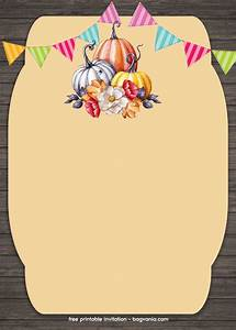 Simple Birthday Invitation Templates Free Pumpkin Baby Shower Invitation Templates Free