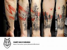 Tatouage Arbre Cote Tattooart Hd