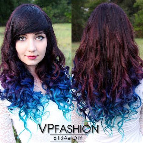 Blue Long Hair Archives Vpfashion Vpfashion