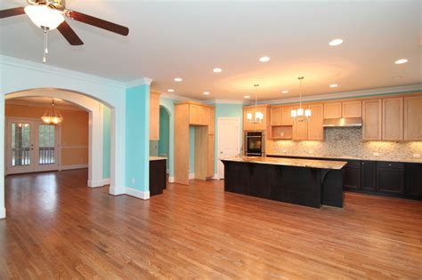 Open Concept Great Room-transitional-raleigh-by
