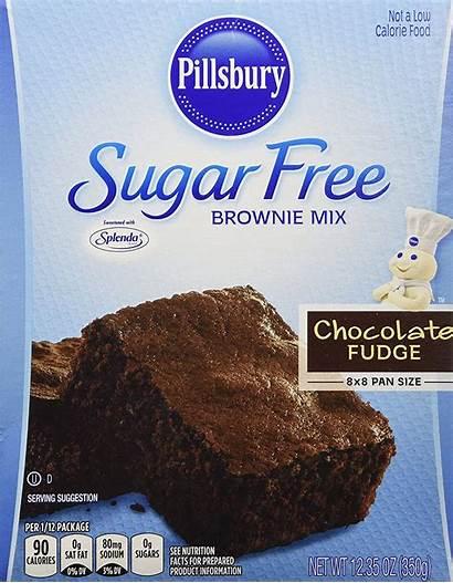 Pillsbury Mix Sugar Chocolate Brownie Fudge Kroger