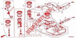 Fuel Tank For Honda Cars Civic 1 8 Executive 5 Doors 6