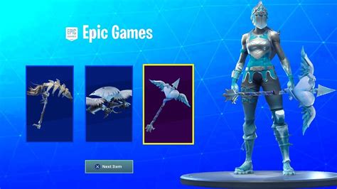 frozen legends items fortnite