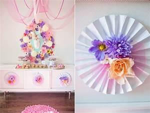 Theme Anniversaire Fille : anniversaire fille theme licorne picslovin ~ Melissatoandfro.com Idées de Décoration