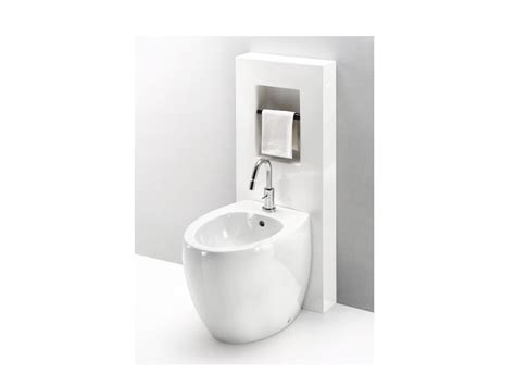Bidet Towels by Ceramic Bidet Towel Rack Wall Two By A E T Italia
