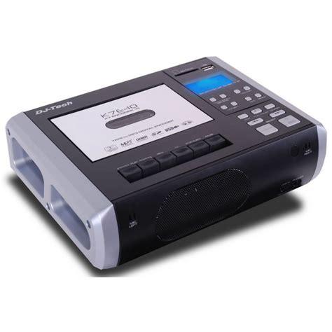 Convertitore Da Cassetta A Mp3 by Dj Tech K7 Encoder 10 Convertitore Da Cassetta A
