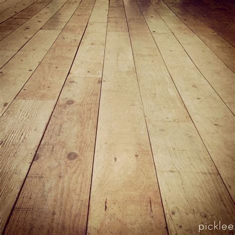 plank floor diy plywood rustic farmhouse floor