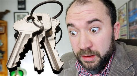 Top 5 Ridiculous Ways I Lost My Keys In 2014 That You Won