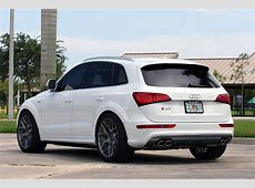 SQ5 Low and Wide AudiWorld Forums