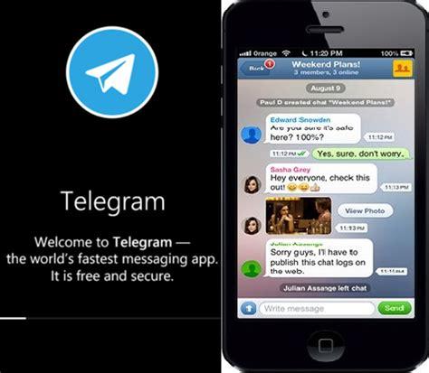 telegram messenger for windows pc java symbian