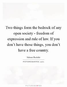Free Country Qu... Country Freedom Quotes