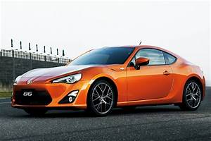 Toyota Gt 86  200 Hp Sports Coupe Officially Revealed