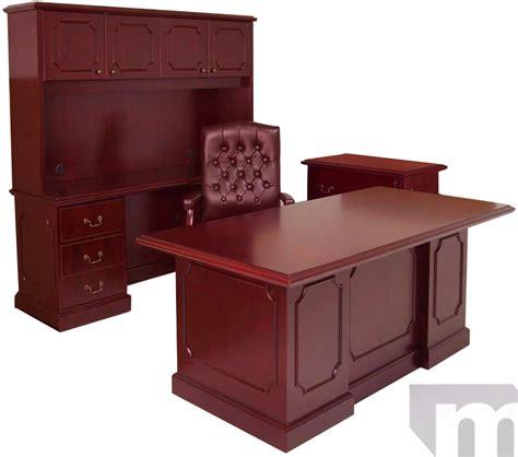 traditional office desks traditional cherry office furniture free shipping