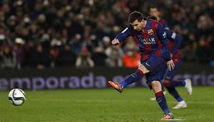 Messi Scores Crucial Goal as Barca Beat Atletico   Sport ...