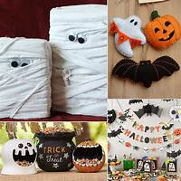halloween decorations for kids Cute Halloween Decorations Can Make Your Celebration Stunning