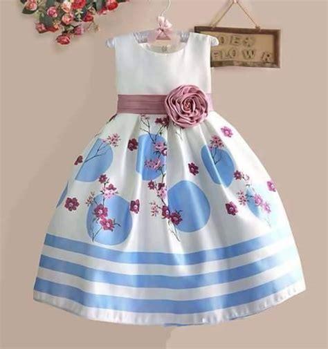 vestidos floreados  ninas super lindo
