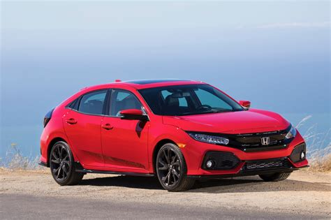 2018 Honda Civic Hatchback Priced At $20,775  The Torque