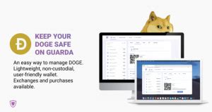 Dogecoin Wallet   How to store your DOGE   Guarda Blog