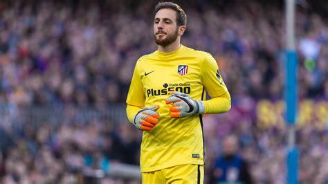 atletico madrid keeper pens deal itv news