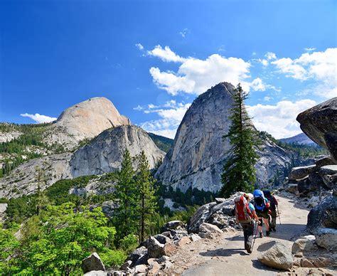 yosemite tours hiking backpacking trips adventures guided wildlandtrekking