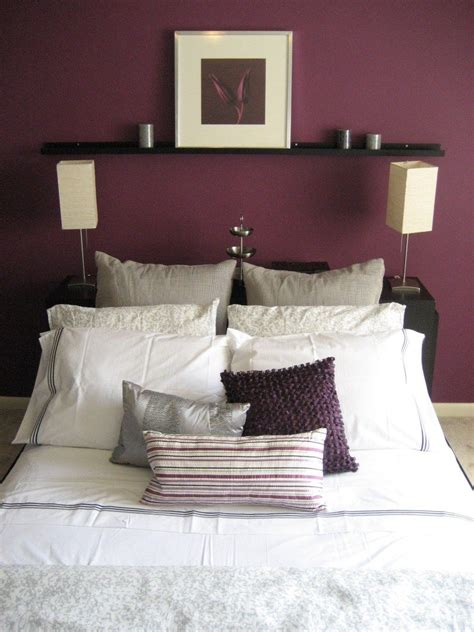 paint color bedroom accent wall rest   grey  tan