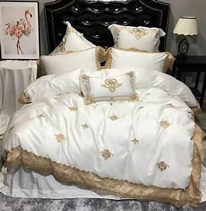 Aliexpress, Com, Buy, 2018, New, Luxury, King, Size, Bedding, Set