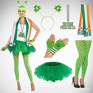 St. Patricks Sassy Tutu Outfit Idea - St. Patricks Day ...