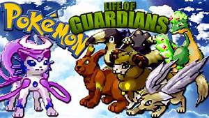 Pokemon Ruby Destiny - Life of Guardians: Introducing ...