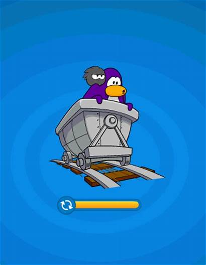 Penguin Animations Club Loading Things Down Load