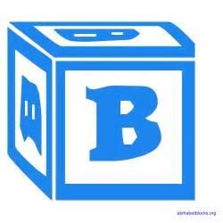 Alphabet Block Letters
