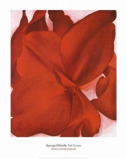 Georgia Keeffe Cannas Prints Posters Allposters Fine