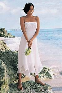 beach wedding dresses casual With beach informal wedding dresses