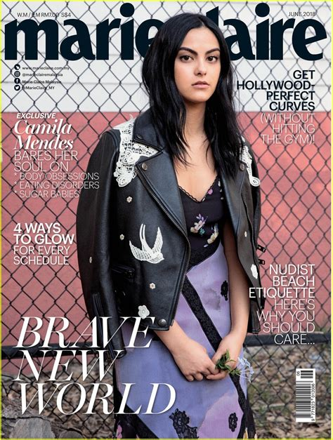 Camila Mendes Discusses Eating Disorders Reveals She Was