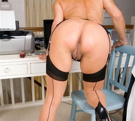 Carlie In Her Seamed Stockings Porn Pic Eporner