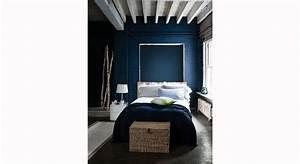 chambre parents bleu maison travaux With couleur de maison tendance exterieur 1 9 clatures de bord de mer