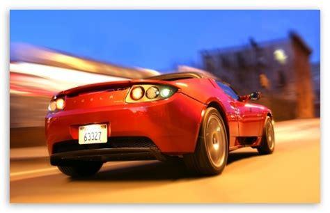 Tesla Roadster 4k Hd Desktop Wallpaper For 4k Ultra Hd Tv