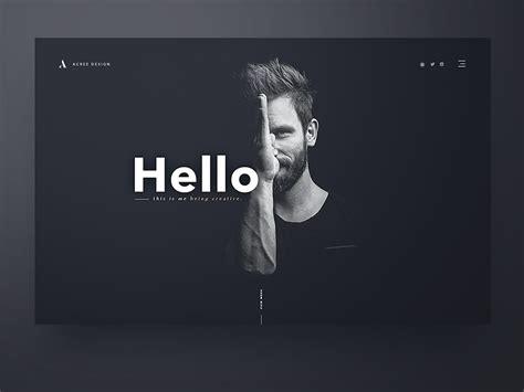 portfolio designs   impress  client muzli
