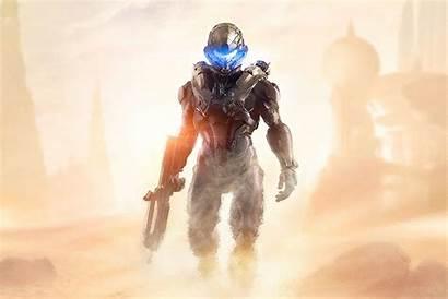 Halo Character Main Chief Master Locke Agent