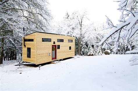 Baupläne Für Ein Mobiles Tiny House Im Loftstil