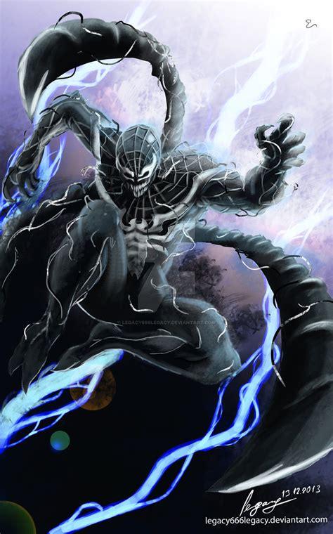 Superior Venom By Legacy666legacy On Deviantart