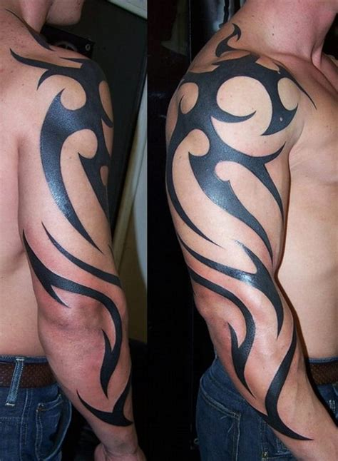 Tribal Arm Tattoo Designs  Tattoo Ideas Mag